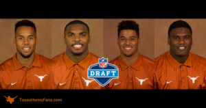 Longhorns 2020 NFL Draft Analysis – Johnson, Jones, Duverney, Roach