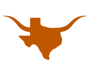 Texas Horns Fans Logo