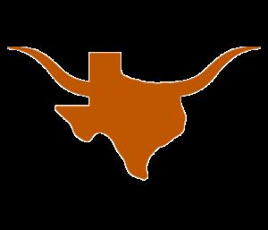 Texas Horns Fans Logo