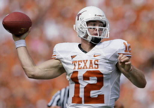 Colt McCoy to the New York Giants