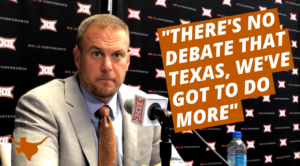 Tom Herman Says Texas Needs 'to Do More' to Produce NFL Draft Picks