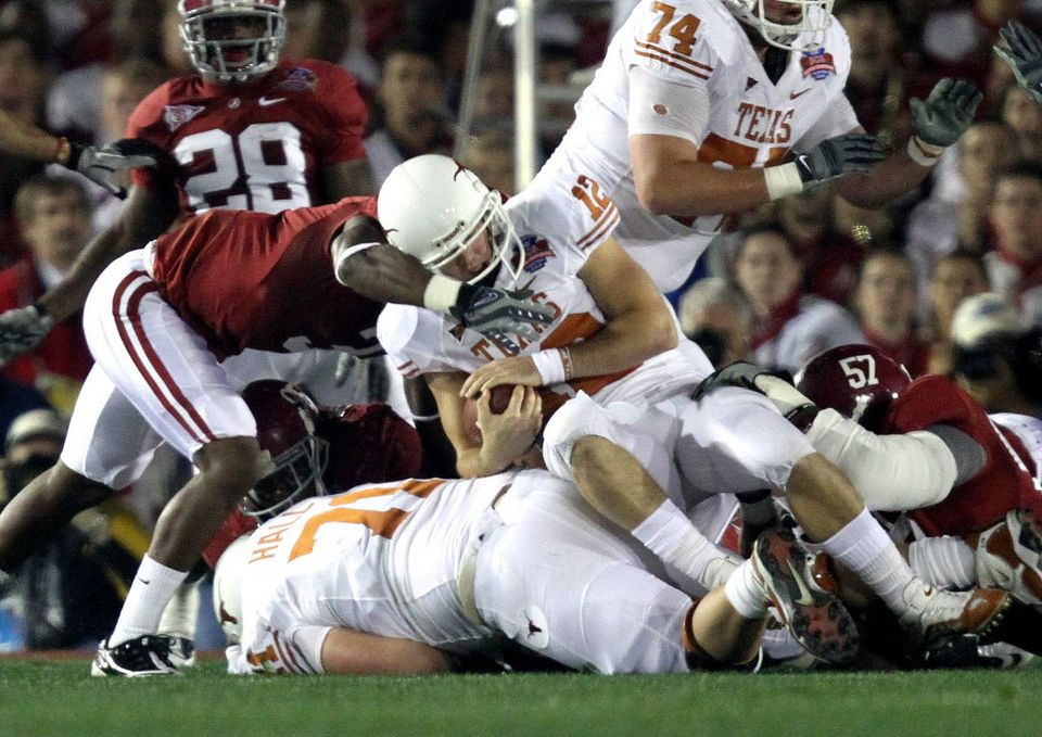Colt McCoy Selfishly Kept Himself Out of the 2009 Title Game? Debunking the Conspiracy!