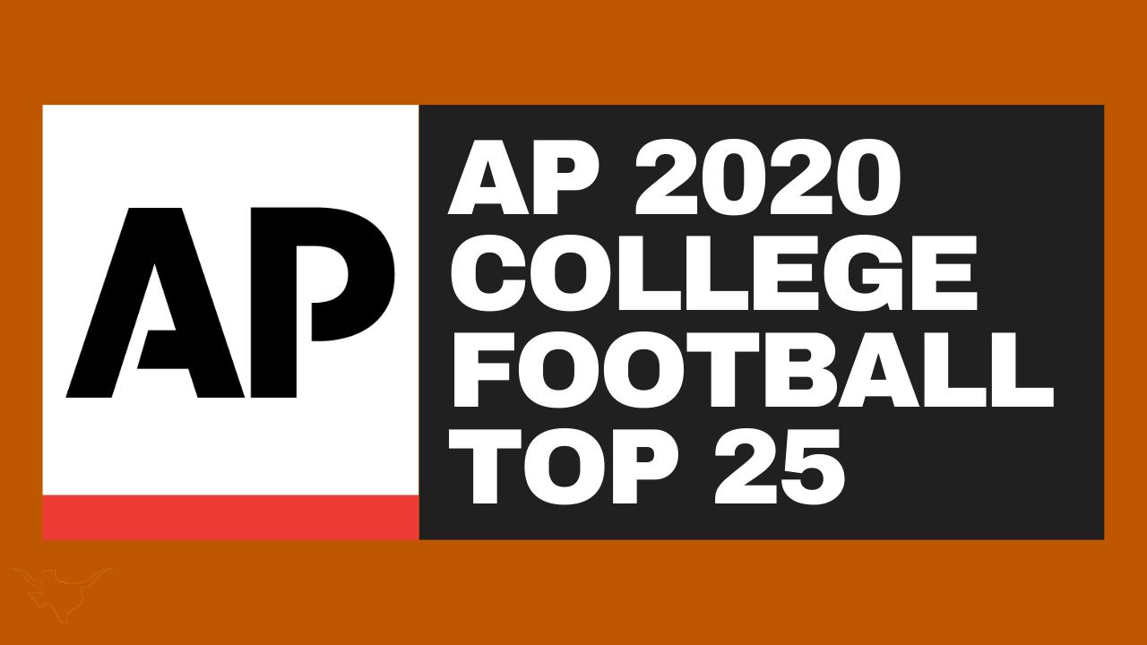 BREAKING: AP Releases College Football Preseason Top 25