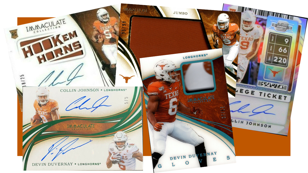 HOT! Devin Duvernay, Collin Johnson Cards to Grab
