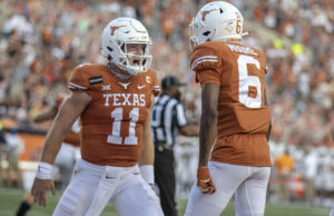 Sam Ehlinger Texas Depth Chart